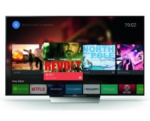 Televizorius SONY KD-55XD8505BAEP