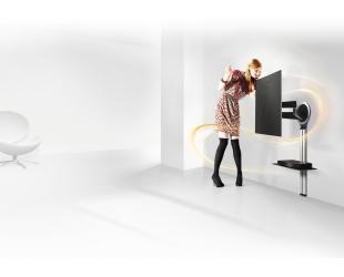 Televizoriaus laikiklis VOGEL'S NEXT-7345 (dizaino serija)
