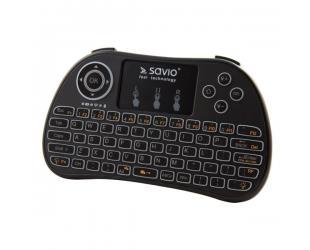 Smart TV klaviatūra SAVIO KW-02