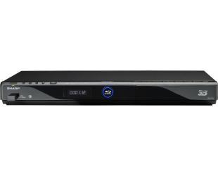 Blu-Ray 3D grotuvas SHARP BDHP35S