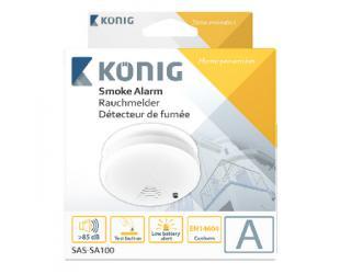 Dūmų detektorius KONIG SAS-SA100