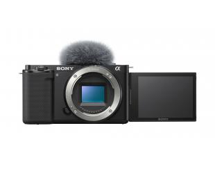 Fotoaparatas SONY ZV-E10BDI, vaizdo tinklaraščių kamera