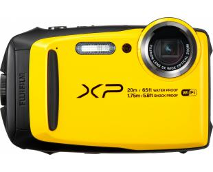 Fotoaparatas FUJI FinePix XP120 geltonas