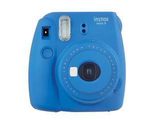Momentinis fotoaparatas FUJI Instax MINI 9 mėlynas