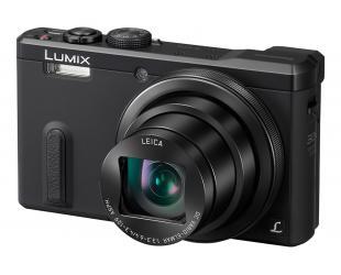 Skaitmeninis fotoaparatas PANASONIC DMC-TZ60EP-K, juodas
