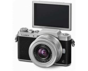 Skaitmeninis fotoaparatas PANASONIC DMC-GF7KEG-S , juodas