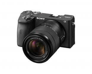 Fotoaparatas SONY ILCE 6600MB