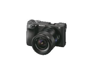 Fotoaparatas SONY ILCE 6500ZBDI