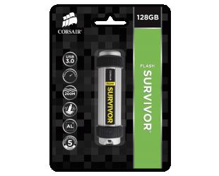 USB raktas CORSAIR Survivor, 128GB