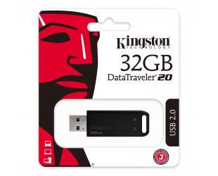 USB raktas KINGSTON DT20, 32GB