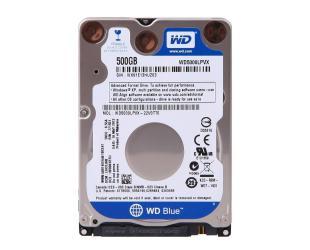 Standusis diskas WD WD5000LPVX 2.5 500GB SATA