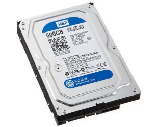 """Standusis diskas WD WD5000AZLX 3.5"""" 500GB SATA3"""