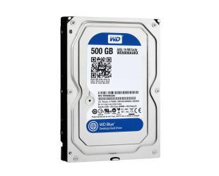 Standusis diskas WD WD5000AAKX 3.5 500GB SATA