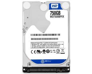 Standusis diskas WD WD7500BPVX 2.5 750GB SATA