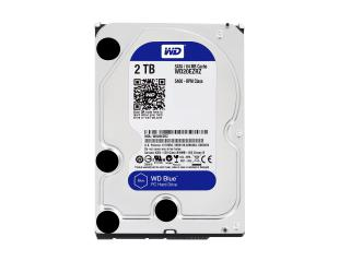 "Standusis diskas WD WD20EZRZ BLUE 3.5"" 2TB SATA"
