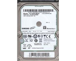 Standusis diskas SEAGATE ST1000LM024 2.5 1TB SATA