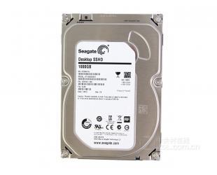 Standusis diskas SEAGATE ST1000DX001 3.5 1TB SSHD