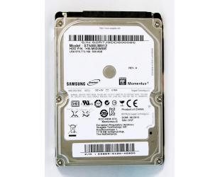 Standusis diskas SAMSUNG ST500LM012 2.5 500GB SATA
