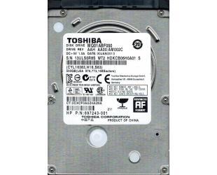 Standusis diskas TOSHIBA MQ01ABF050 2.5 500GB SATA