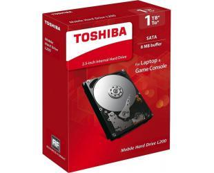 TOSHIBA L200 2.5 1TB SATA diskas