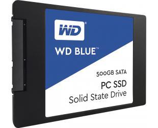 Standusis diskas WD Blue 500GB SATA3 SSD