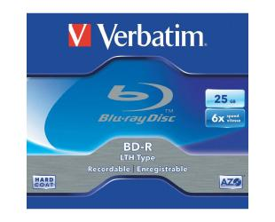 Diskas VERBATIM BD-R LTH 25GB, 43753