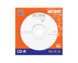 Diskas popieriniame voke ACME CD-R