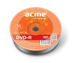 Diskas ACME DVD-R 4,7GB, 10vnt