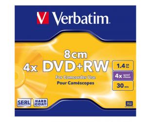 Diskas VERBATIM MINI DVD+RW, 43565