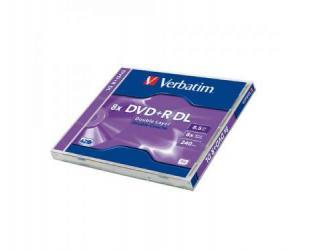 Diskas VERBATIM DVD+R DL, 43541