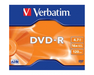 Diskas VERBATIM DVD-R, 43519