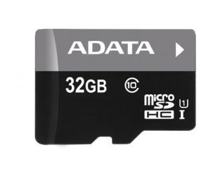 Atminties kortelė ADATA MicroSDHC 32GB, UHS-1