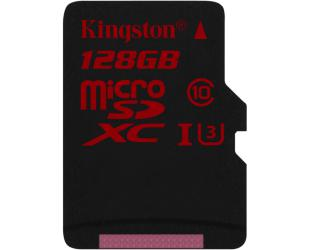 Atminties kortelė KINGSTON MicroSD 128GB, UHS-I U3