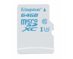 Atminties kortelė KINGSTON 64GB microSDXC, U3