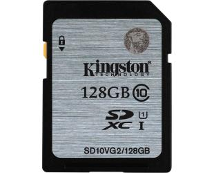 Atminties kortelė KINGSTON 128GB SDXC, UHS-I U1