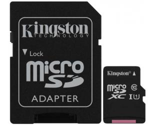 Atminties kortelė KINGSTON 64GB microSDXC, UHS-I U1