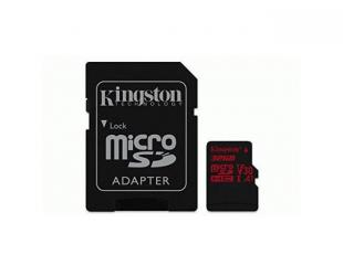 Atminties kortelė KINGSTON 32GB microSDHC, UHS-I U3