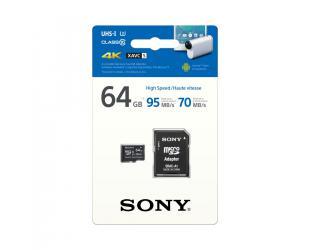 Atminties kortelė SONY SR-64UX2A MicroSDXC 64GB, U3 CL10