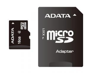 Atminties kortelė ADATA microSDHC, 16GB