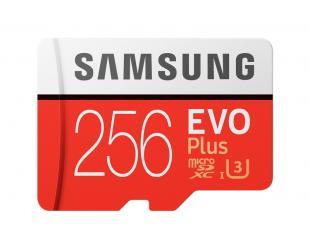 Atminties kortelė SAMSUNG 256GB microSDXC, U3