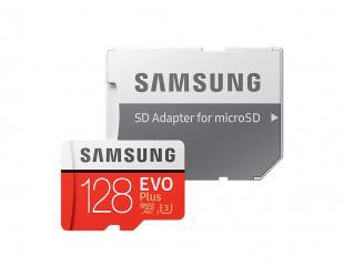 Atminties kortelė SAMSUNG 128 GB microSDXC, UHS-I U3