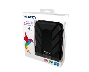 "Išorinis diskas ADATA HD710 2.5"" 1TB USB3.0, atsparus drėgmei/smūgiams"