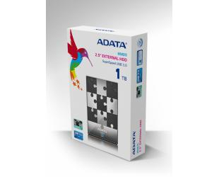 "Išorinis diskas ADATA HV611 2.5"" 1TB USB3.0"