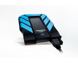"Išorinis diskas ADATA HD710M 2.5"" 1TB USB3.0, atsparus drėgmei/smūgiams"