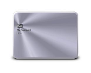 """Išorinis diskas WD ULTRA 2.5"""" 1TB USB 3.0, sidabrinis"""