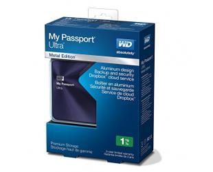 """Išorinis diskas WD ULTRA 2.5"""" 1TB USB 3.0, mėlynas"""