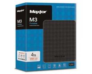 """Išorinis diskas SEAGATE/MAXTOR M3 2.5"""", 4TB"""