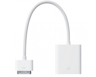 Ipod connector - VGA adapteris