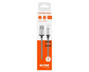 Laidas ACME CB03-2 USB A - Lightning, 2 m.