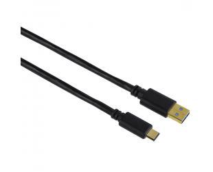Laidas HAMA USB A - USB C, 0.75 m.